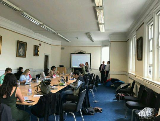 Летняя школа по политологии Королевского колледжа в Лондоне