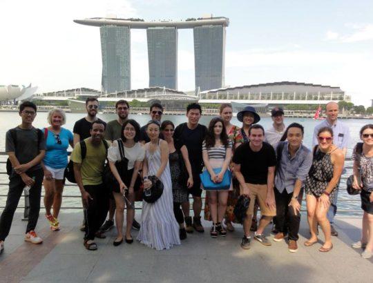 Летняя школа по политологии PolitIQ в Сингапуре